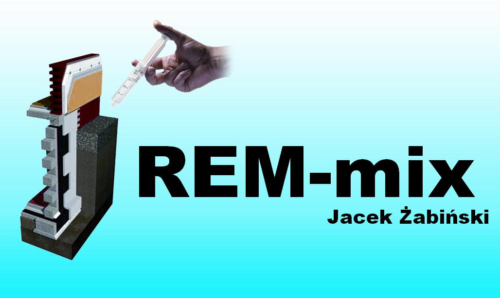 Jacek Żabiński REM – MIX